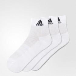 Abverkauf Adidas Sneaker Socken Weiss 3er Pack