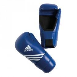 Abverkauf Adidas Semi und Leichtkontakthandschuhe Blau