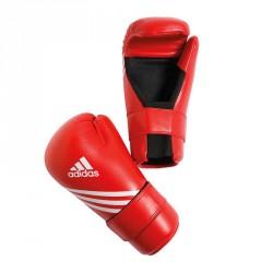 Abverkauf Adidas Semi und Leichtkontakthandschuhe Rot L