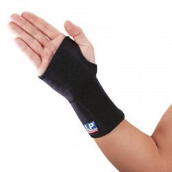 LP-Support 535 Atmungsaktive Handgelenkbandage Links