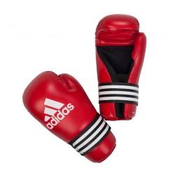 Abverkauf Adidas Semi und Leichtkontakthandschuhe Red XL