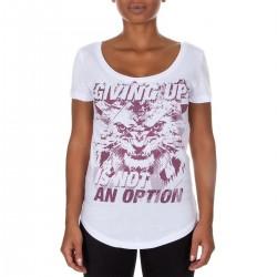 Venum Givin T-Shirt Women White Light Lilac