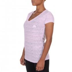 Venum Essential T-Shirt Women Light Liliac