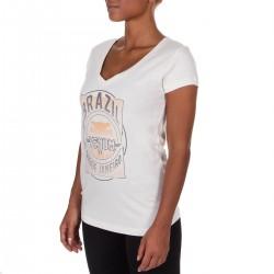 Abverkauf Venum Carioca 4.0 Women T-Shirt Sand XS