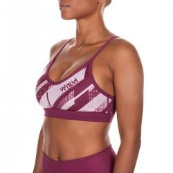 Venum Rapid Sport Bra Women Plum