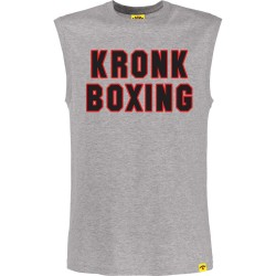 Kronk Boxing SL T-Shirt Grey
