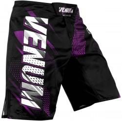 Venum Rapid Fightshorts Black Purple