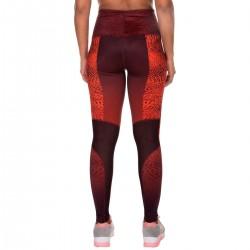 Abverkauf Venum Dune Leggings Women Orange