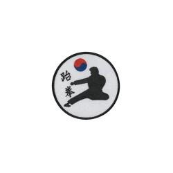 Kwon Aufnäher Kick