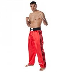 DAX Hose Fighter Rot Schwarzer Streifen