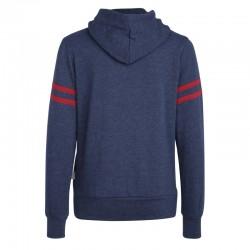 Lonsdale Epworth Damen Sweatshirt Marl Navy