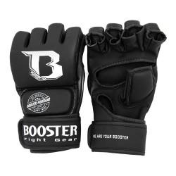 Booster MMA Handschuh Supreme Black