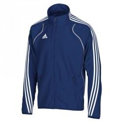 Abverkauf Adidas T8 Team Jacke Jugend Blau