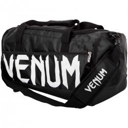 Venum Sparring Sport Bag Black White