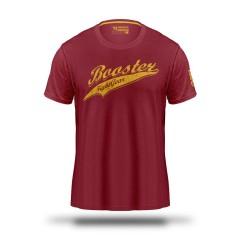 Booster B Vintage Slugger T-Shirt Winered