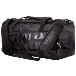 Venum Sparring Sport Bag Black Black