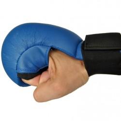 Phoenix Karate Wettkampfhandschutz Blau