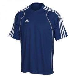 Abverkauf Adidas T8 Clima Polo Shirt Herren Blau