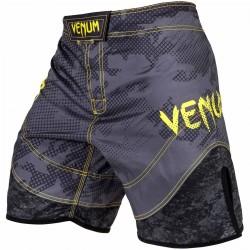Venum Tramo Fightshorts Black Yellow