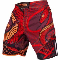 Venum Snaker Fightshorts Red
