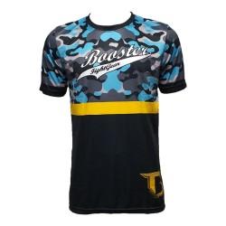 Booster AD Urban 3 T-Shirt Blue Camo