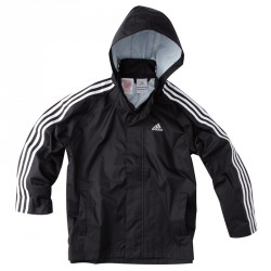 Abverkauf Adidas Regenjacke 3S Jugend