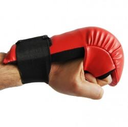 Phoenix Karate Wettkampfhandschutz Rot