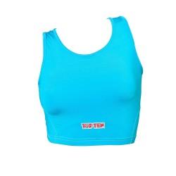 Top Ten Damen Brustschutz Maxi mit Einlage Blau
