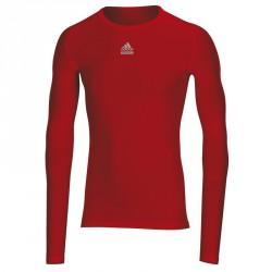 Abverkauf Adidas TechFit CS LS Rot