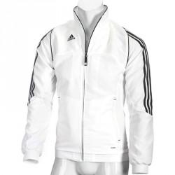 Abverkauf Adidas T12 MiTeam Jacke Herren Weiss