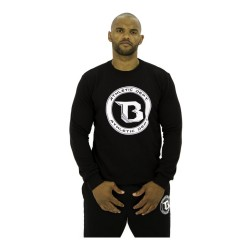 Booster B Bold Sweatshirt Black