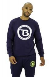 Booster B Bold Sweatshirt Blue