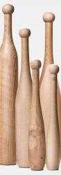 Foeldeak Wooden Clubs Holzkeule