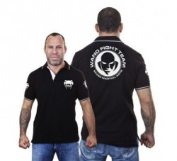 Abverkauf Venum Wand Fight Team Polo black S