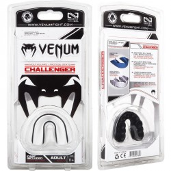 Venum Challenger Mouthguard Black Ice