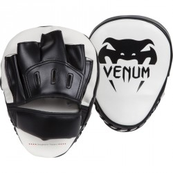 Venum Light Focus Mitts Ice Black (Paar)