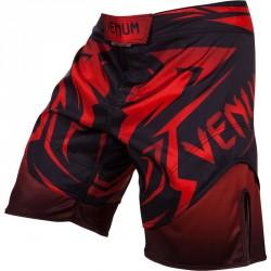 Venum Shadow Hunter Fightshort Black Red