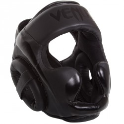 Venum Elite Kopfschutz schwarz