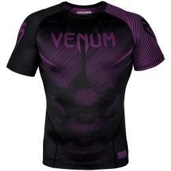 Venum Nogi 2.0 Rashguard SS Black Purple