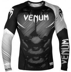 Venum Nogi 2.0 Rashguard LS Black White