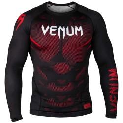 Venum Nogi 2.0 Rashguard LS Black