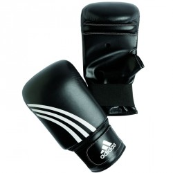 Adidas PERFORMER Bag Gloves  black adiBGS04 Leder