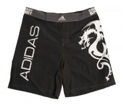 Abverkauf Adidas Silver Dragon MMA Fightshort