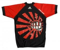 Abverkauf Adidas Rashguard Impact black