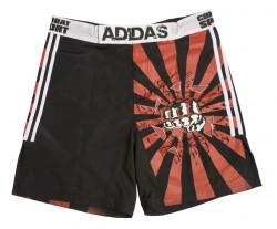 Abverkauf Adidas Impact MMA Short schwarz