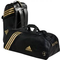adidas sporttasche mit rucksack boxing g nstig kaufen boxhaus. Black Bedroom Furniture Sets. Home Design Ideas