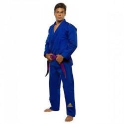 Abverkauf Adidas BJJ Gi Response blau