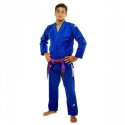 Adidas BJJ Gi Champion blau