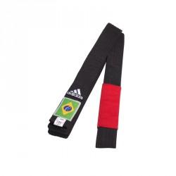 Adidas BJJ G&uumlrtel schwarz