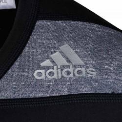 Abverkauf Adidas Techfit Base SS Black Grey